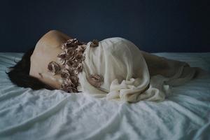 Dressing with Roses by Michalina Wozniak