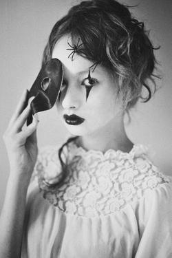 Girl from the Circus by Michalina Wozniak