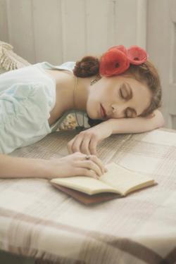 Summer Dreaming by Michalina Wozniak