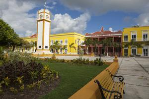 Plaza Del Sol in Cozumel, Mexico by Michel Benoy Westmorland
