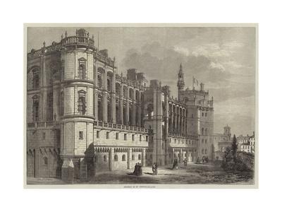 Chateau of St Germain-En-Laye