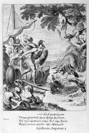 Jason and the Argonauts, 1655
