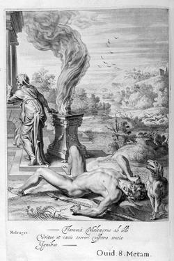 Meleager, 1655 by Michel de Marolles