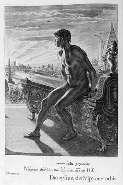 Memnon's Statue, 1655 by Michel de Marolles