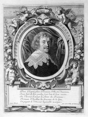 Mr Favereau, 1655 by Michel de Marolles
