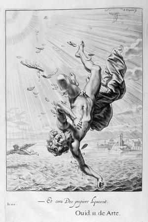 The Fall of Icarus, 1655