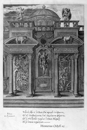 The House of Sleep, 1655
