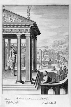 The Palladium, 1655 by Michel de Marolles