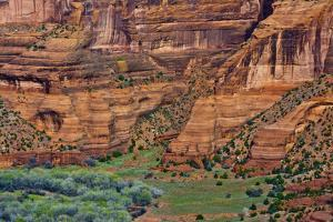 Canyon de Chelly, Chinle, Arizona, USA. by Michel Hersen