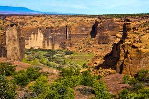 Canyon de Chelly National Monument, Chinle, Arizona, USA by Michel Hersen