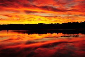 Sunset by Michel Hersen