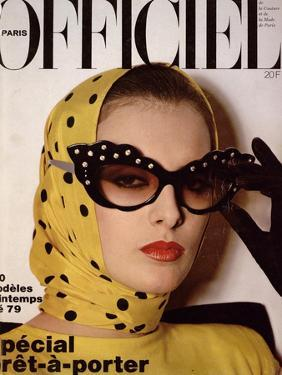 L'Officiel, February 1979 by Michel Picard