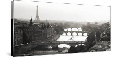 Bridges over the Seine river, Paris