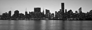 Midtown Manhattan skyline, NYC by Michel Setboun