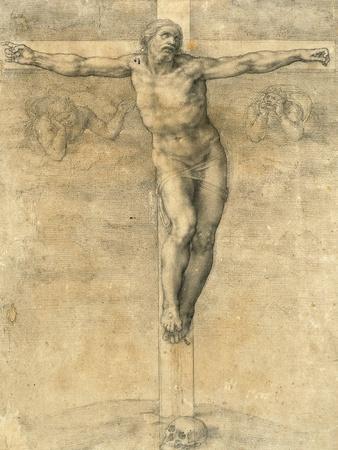 Christ on the Cross, Around 1541