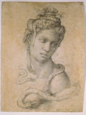 Cleopatra by Michelangelo Buonarroti