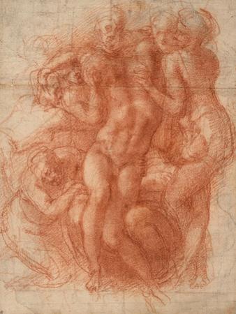 Lamentation, c.1530 by Michelangelo Buonarroti