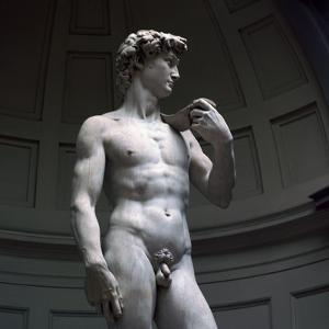 Michelangelos David by Michelangelo Buonarroti