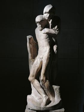 Pieta Rondanini by Michelangelo Buonarroti