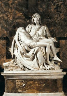 Pieta by Michelangelo