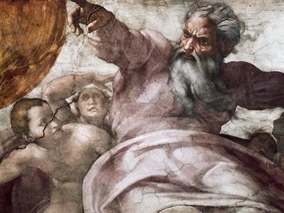Sistine Chapel by Michelangelo