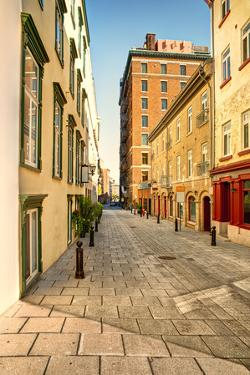 Old Quebec Street by michelaubryphoto