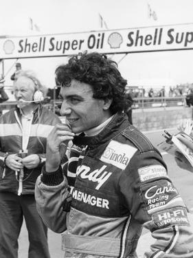 Michele Alboreto, 1981