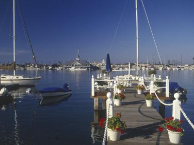 Balboa, Newport Beach, CA by Michele Burgess