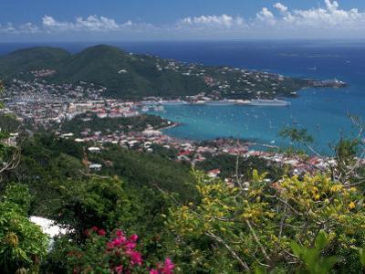Charlotte Amalie, St. Thomas, USVI by Michele Burgess