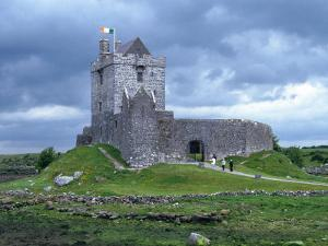 Dunguaire Castle, Ireland by Michele Burgess