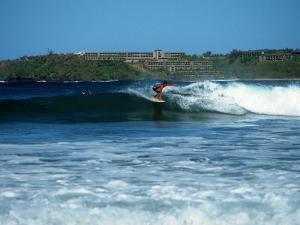 Hanalei Bay, Kauai, HI by Michele Burgess
