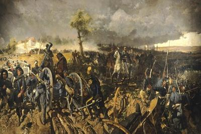 Second War of Independence: Battle of San Martino, 24 June 1859