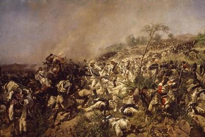 The Battle of Dogali