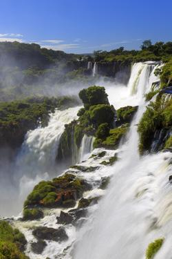 Argentina, Iguazu Falls National Park, (Unesco Site) by Michele Falzone