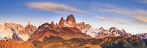 Argentina, Patagonia, El Chalten, Los Glaciares National Park, Cerro Torre and Cerro Fitzroy Peaks by Michele Falzone