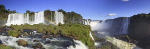 Brazil, Iguassu Falls National Park (Cataratas Do Iguacu), Devil's Throat (Garganta Do Diabo) by Michele Falzone