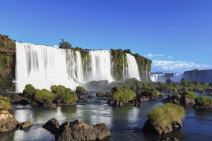Brazil, Iguassu Falls National Park (Cataratas Do Iguacu), Devil's Throat (Garganta Do Diabo) by Michele Falzone