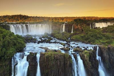 Brazil, Parana, Iguassu Falls National Park (Cataratas Do Iguacu) (Unesco Site) by Michele Falzone