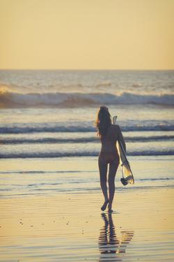 Costa Rica, Guanacaste, Nicoya Peninsula, Nosara, Playa Guiones by Michele Falzone