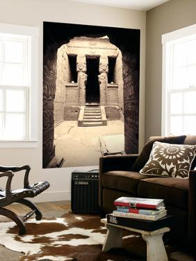 Egypt, Luxor, Dendara, Temple of Hathor by Michele Falzone
