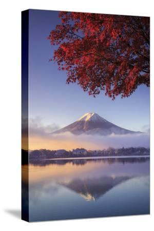 Japan, Fuji - Hakone - Izu National Park, Mt Fuji and Kawaguchi Ko Lake by Michele Falzone