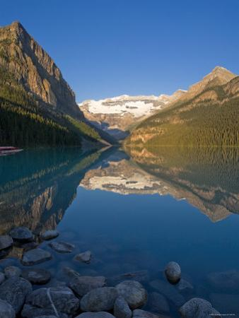 Lake Louise, Banff National Park, Alberta, Canada by Michele Falzone