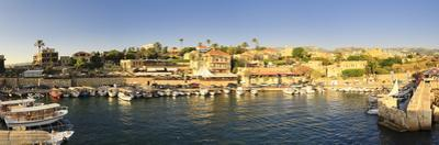 Lebanon, Byblos, Harbour by Michele Falzone