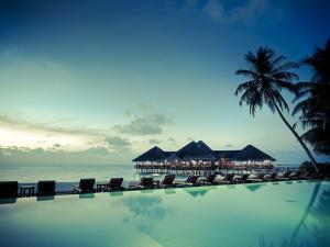 Maldives, Meemu Atoll, Medhufushi Island by Michele Falzone