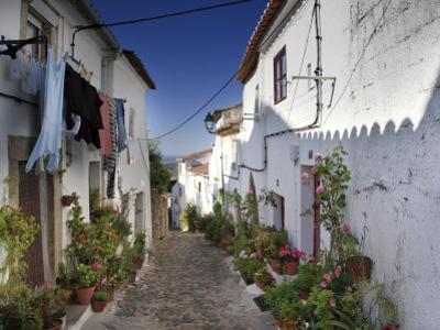 Medieval Quarter, Castelo De Vide Village, Alentejo, Portugal by Michele Falzone