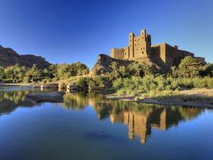 Morocco, Draa Valley, Ait Hamou Ou Said Kasbah by Michele Falzone