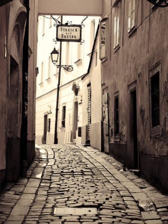 Slovakia, Bratislava, Old Town by Michele Falzone
