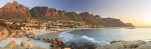 South Africa, Western Cape, Cape Town, Camps Bay and Twelve Apostles by Michele Falzone