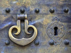 Spain, Andalucia, Cordoba, Mezquita Catedral (Mosque - Cathedral) (UNESCO Site), Door Detail by Michele Falzone