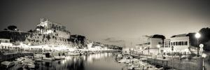 Spain, Balearic Islands, Menorca, Ciutadella, Historic Old Harbour and Old City Centre by Michele Falzone